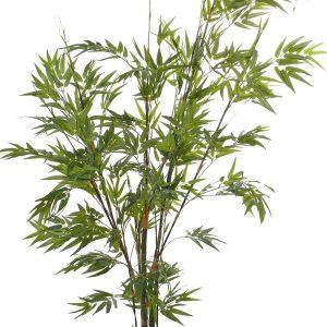 Kunstboom Bamboe groen Deco Trade